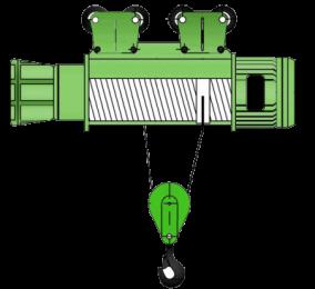 электрические тали (тельферы) взрывозащищенного исполнения