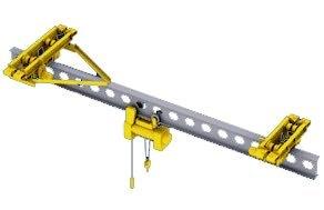 Кран-балка 5 тн – конструкция и применение
