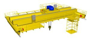 Кран мостовой двухбалочный: цена и характеристики